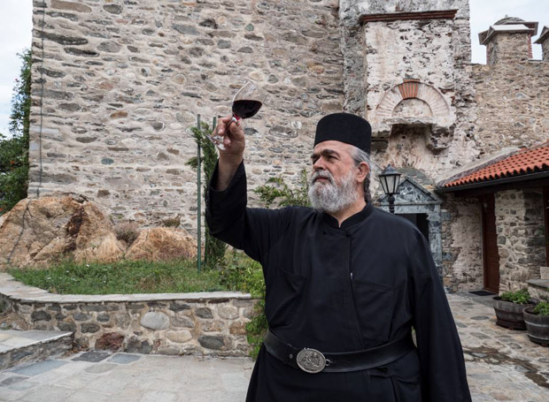 Father Epiphanios of Mylopotamos