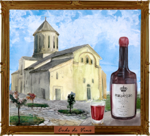 Ojaleshi 2015, Monastic red wine