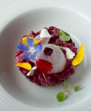 Azurmendi Restaurant. Location: Larrabetzu, Basque Country, Spain