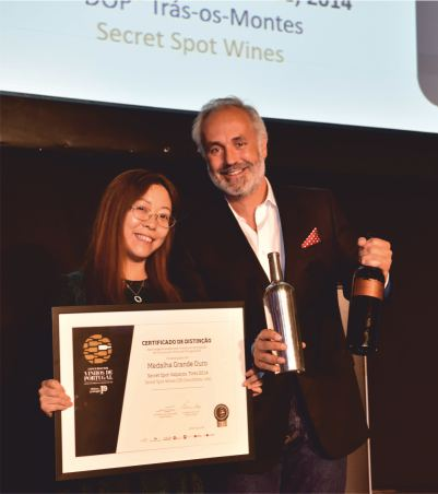 Rui Cunha of Secret Spot Wines