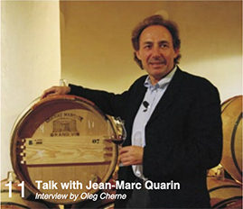 Talk with Jean-Marc Quarin. Interview by Oleg Cherne