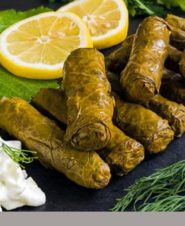 Ancient traditions of Armenian cuisine. Dolma