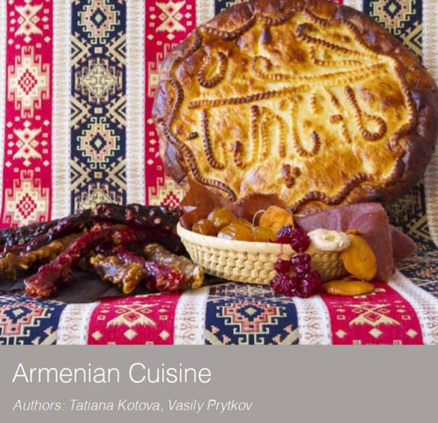 Ancient traditions of Armenian cuisine