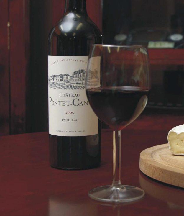 Chateau Pontet-Canet 2005
