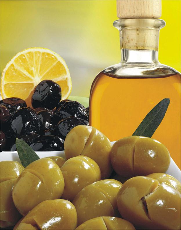Olive Gold