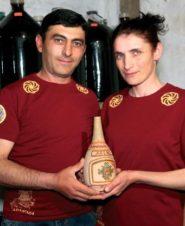 Winemaker Nver Kazaryan (Areni)