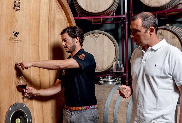 Casa Relvas Company (Alentejo). Herdado de São Miguel Wines