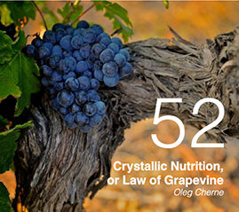 Crystallic Nutrition, or Law of Grapevine