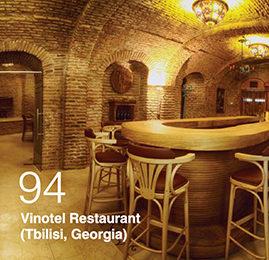 Vinotel Restaurant (Tbilisi, Georgia)