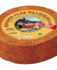 Semi-Cured Quesos Flor Valsequillo Cheese