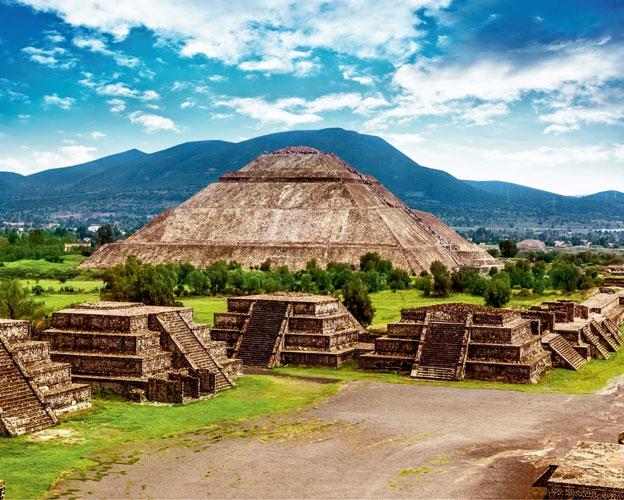 ancient aztec teotihuacancity