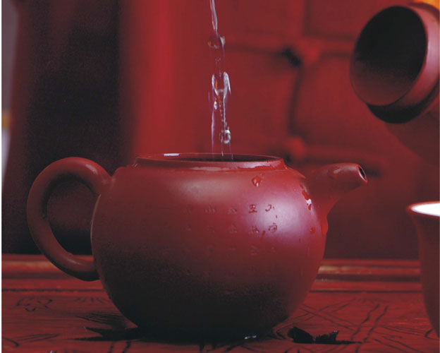 Dmitry Krasheninnikov. The Art of Tea Water
