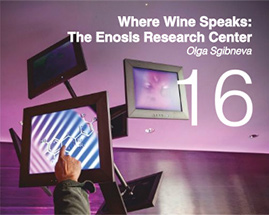 Where Wine Speaks: The Enosis Research Center. Olga Sgibneva