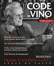 Code de Vino, #14/20, w/s 2017