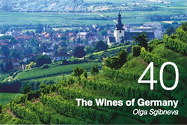 The Wines of Germany. Olga Sgibneva
