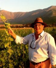 Mauro von Siebenthal: There's wine in Chile!