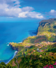 The island of Madeira: timeless wines born in the sea
